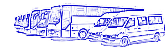 rent buses with coach hire companies from Czech Republic